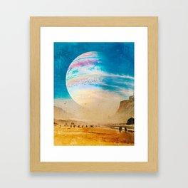 GC-818 5 Framed Art Print