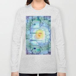 The Mechanics Of Sunshine Long Sleeve T-shirt