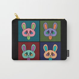 Blegh Rabbit Carry-All Pouch