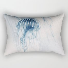 Deep Blue Sea #1 Rectangular Pillow