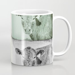 Here's Looking at Moo Coffee Mug