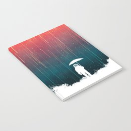 Meteoric rainfall Notebook