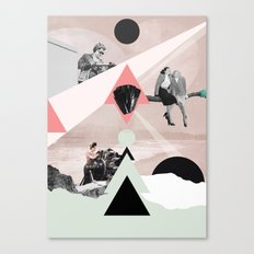 Amphibolite Canvas Print