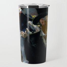 Édouard Manet - The Café-Concert Travel Mug