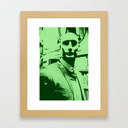 Esteemed Colleague Framed Art Print