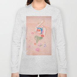 Flower Bath Long Sleeve T-shirt