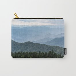 Smoky Mountain National Park -  Summer Adventure Carry-All Pouch