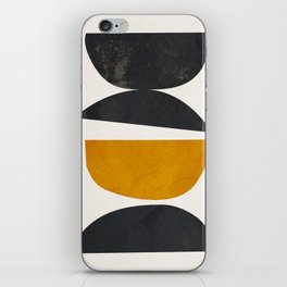 abstract minimal 23 iPhone Skin