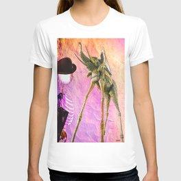 Monsieur Bone et le monde de Dali  T-shirt
