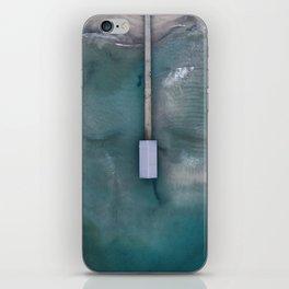 Hanalei Pier iPhone Skin