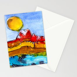 Landscape November 23 Stationery Cards