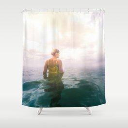 Eutierria Shower Curtain