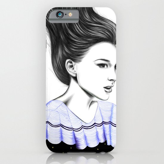 WIND TUNNEL iPhone & iPod Case