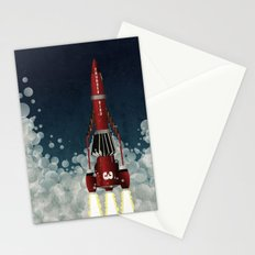 Thunderbird 3 Stationery Cards