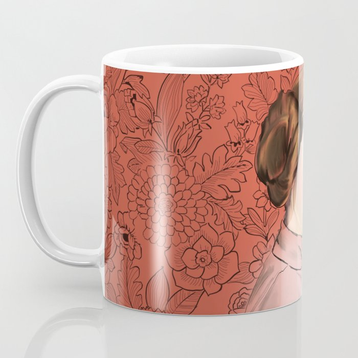 Princess Leia from StarWars Coffee Mug