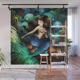 Marina's Trio Wall Mural