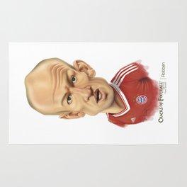 Arjen Robben - Bayer Munich Rug