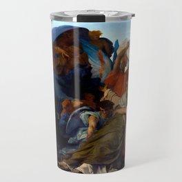 "Alexandre Cabanel ""Death of Moses"" Travel Mug"
