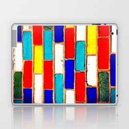 Vibrant Brick Laptop & iPad Skin