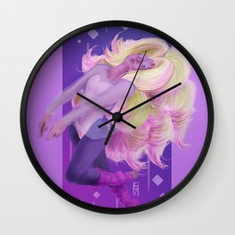What Can I Do For You? Wall Clock