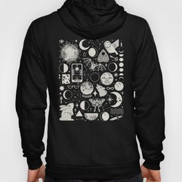 Lunar Pattern: Eclipse Hoody