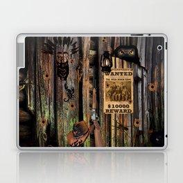 wild west 2 Laptop & iPad Skin