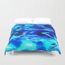 Blue Serenity II Duvet Cover