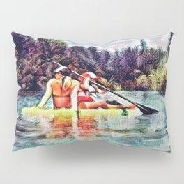 Paddle Pillow Sham