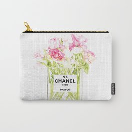 PERFUME FLORAL No.5 Carry-All Pouch