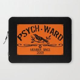 Psych Ward Member Laptop Sleeve