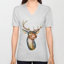 Deer Jean, Unisex V-Neck