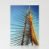 coachella Stationery Cards featuring Coachella by Wolf Feather