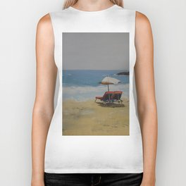 Beach Romance Biker Tank
