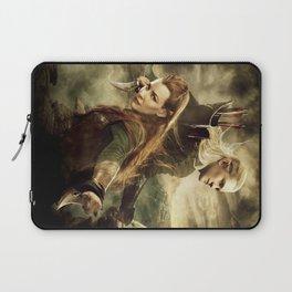 Elven Warriors Laptop Sleeve