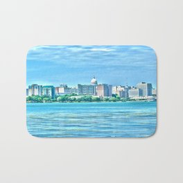 Madison Skyline Bath Mat