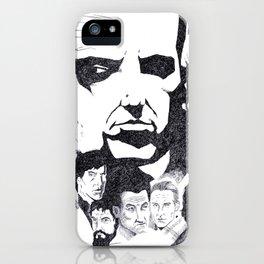 Actor's Studio iPhone Case