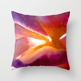 The Scent Lingers Throw Pillow