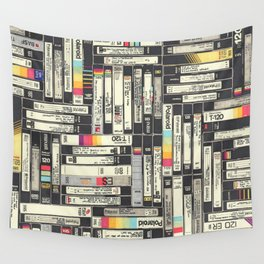VHS II Wall Tapestry