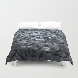 ravens Duvet Cover
