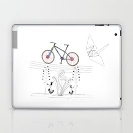 Photo Bicycle Laptop & iPad Skin