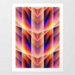 Vital Existence no.01 Art Print