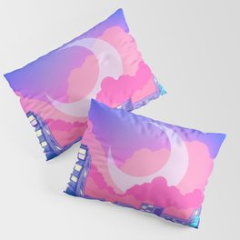 Dreamy Moon Nights Pillow Sham