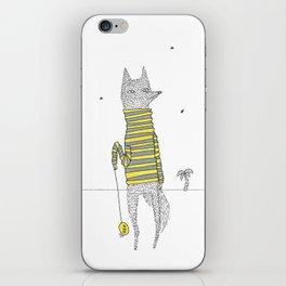 Yo Fox iPhone Skin
