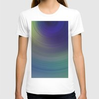 blur T-shirts featuring Blur 1 by Andrea Gingerich