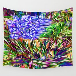 Visionary Focus Wall Tapestry