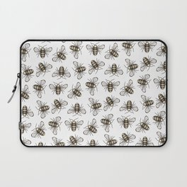 Bee Pattern - Katrina Niswander Laptop Sleeve
