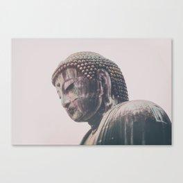 Big Buddha Canvas Print