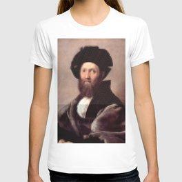 Renaissance Portait of Baldassare Castiglione T-shirt