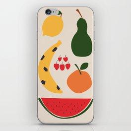 Taste of summer iPhone Skin