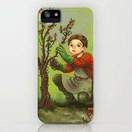 Neville Longbottom - Resting time iPhone Case